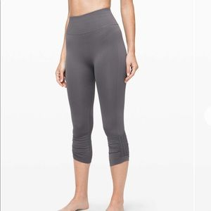 Lululemon Ebb To Street Crop Legging